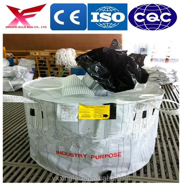 Accept payment by L/C 100% raw material 1000kg 2000kg conductive bag