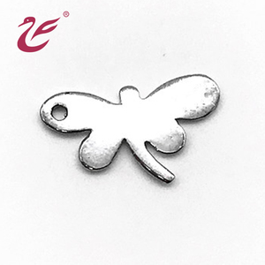 Hot selling 925 Sterling silver custom DIY Pendants Charms Jewelry accessory jewelry tags