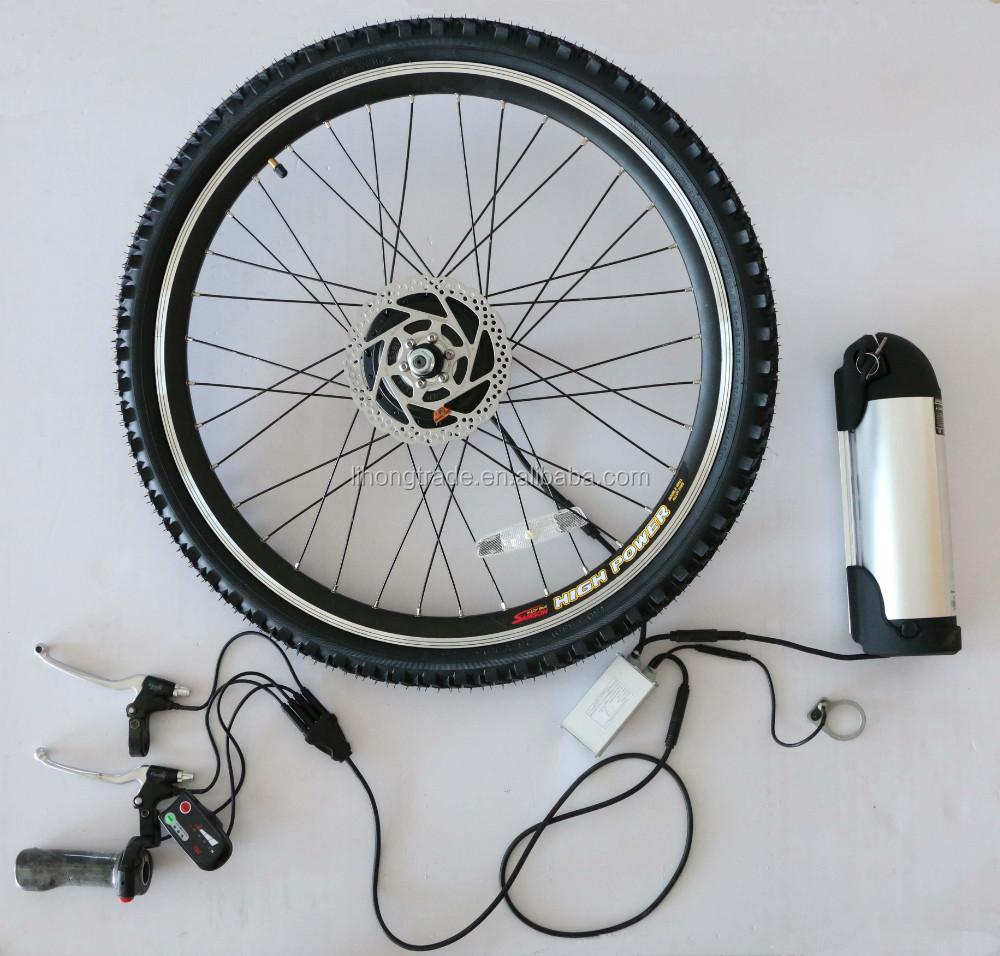1000 Watt Electric Motor Kit: Front Rear Wheel Electric Bike Kit 36v 48v 250 W 350 W