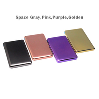 Slim Mobile Power Bank 4000mah portable charger external Battery 5000 mah mobile phone charger Backup powers