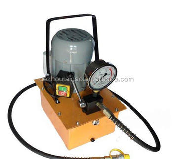 small high pressure electric driven hydraulic oil pump price
