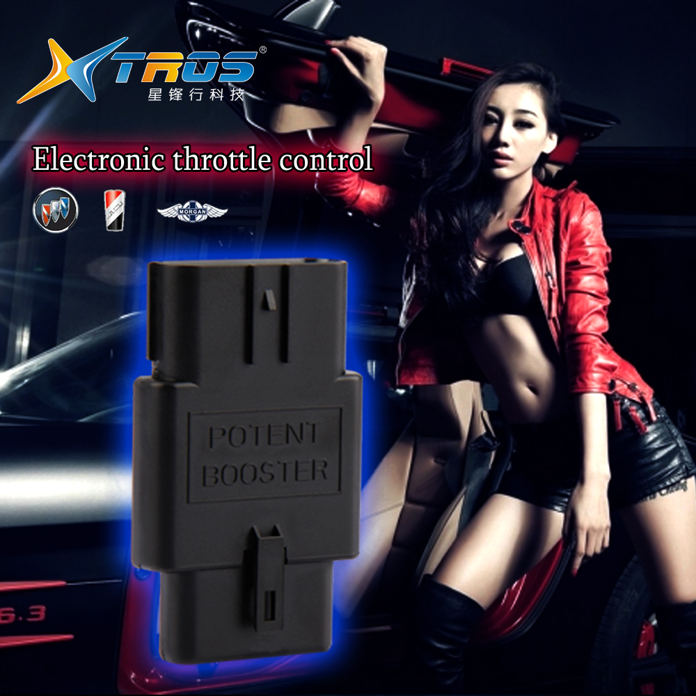 Hot new products for 2016 innovative high tech fuel saving toyota car accessories speed booster Toyota Camry tuning