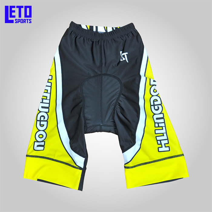 New Style Men's Sportswear Good Quality Cycling Shorts