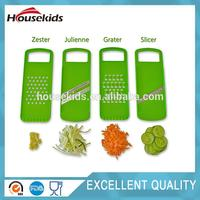 Plastic vegetable slicer as seen on tv with great price HS-KG010