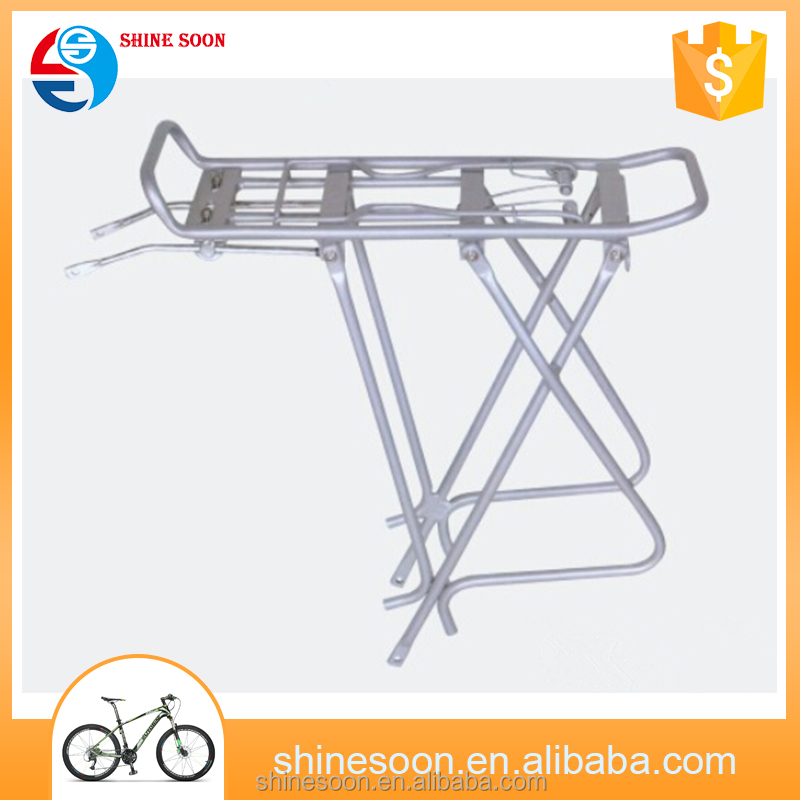 2016 OEM bicycle part bike luggage carrier