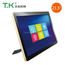 TK-MET10 21'' High quality cheap touch screen all in one pc