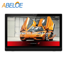 "2016 new product 24"" all in one pc computer, touch digital signage"