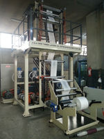 A B A Coex Film Extrusion Machine