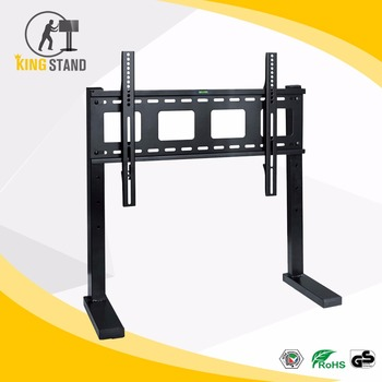 TV floor stand stage use, short TV stand on floor, exhibition stand flooring