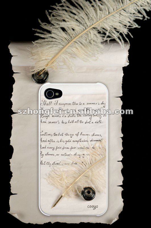 COOL Quotes/Cell Phone Shell/Hard Plastic Case