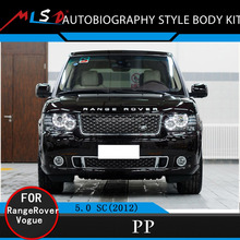 Auto Car Bumper Autobiography Limited Style Body Kits for Range Rover Vogue