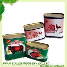 198g canned luncheon beef meat
