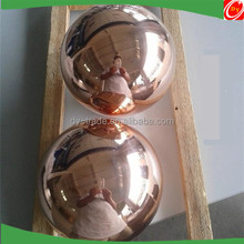 Perfect Polished Hollow Copper Ball