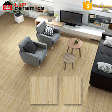 hot product made in China timber design 600X900 pale yellow porcelaine tiles wood effect for home