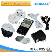 Sunmas SM9028 personal massager electro muscle stimulator equipment