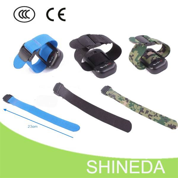 Blue & Black & Green Outdoor Sports for GoPro Hero 3 Camera Wi-Fi Remote Belt for GoPro Accessories Aftermarket