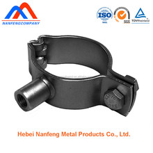 OEM jointed plumbing parts stainless steel hose clamp