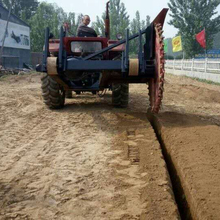 2018 Hot sell ditching pipe laying ditcher water pipe cross tube