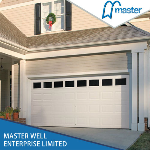 High quality canvas garage doors