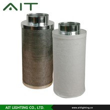 Hydroponics Odor Control Active Carbon Air Filter, Air Filter Cartridge