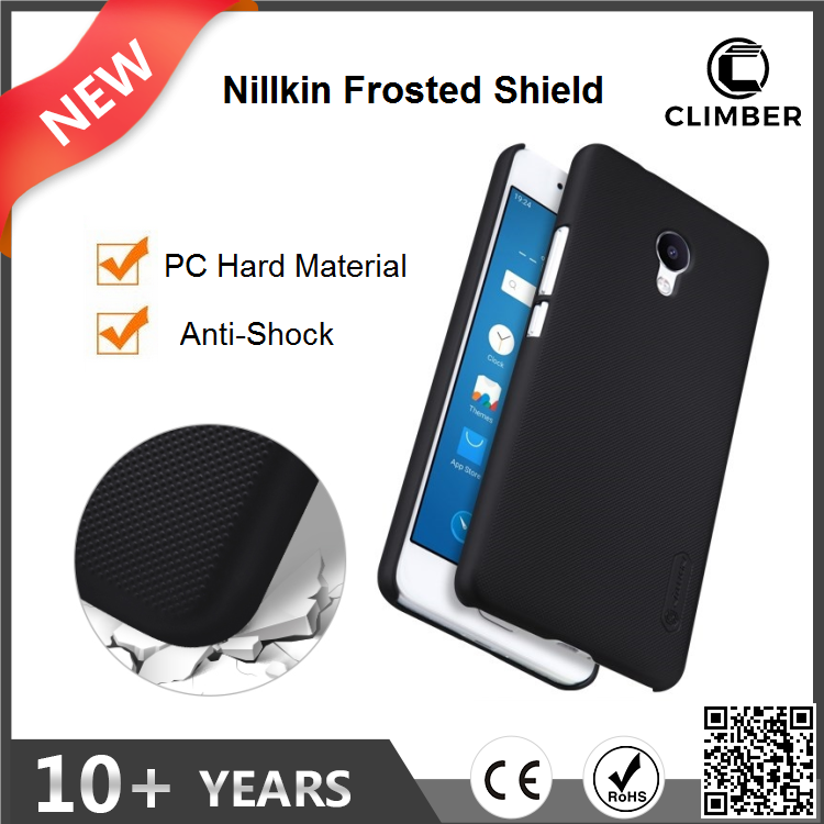Nillkin Frosted Shield Skin Mobiles PC Back Case Cover For Meizu M1 M2 M3 M5 6M8 M9 Mx Mx3 Mx4 Pro5 Mx5 Mx6 Mix M3e M3s Mini