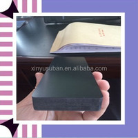 Xinyu black rigid pvc sheet