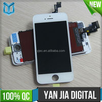 High quality mobile phone lcd, mobile phone lcd screen, cheap for iphone 5s lcd with digitizer