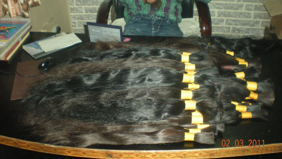 Hot Re-order Double Weft Aligned Cuticle Brazilian Unprocessed 100% Virgin Human Hair