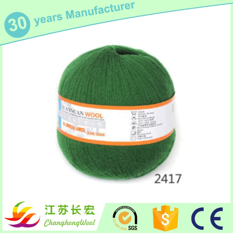 2/36Nm 15% angora 40% nylon 45% rayon high quality wholesale machine knitting yarn on cones