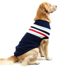 Knitted Winter Autumn Dogs Sweaters Large Dog Clothing
