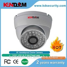 Kendom Hot Case Vandalproof sony effio-e 960h 700tvl camera with pcb board 700tvl sony effio-e ccd board camera CCTV Camera