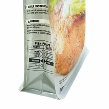 Large capacity packing snack plastic food packaging bag