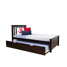 New Design Home Use Furniture Solid Wooden Unique Beds Sale