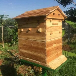 Auto Self Honey Bee Flow 7 BPA-Free Plastic Beehive Frame for Flow Hive