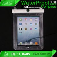 2014 supplier pvc waterproof case for ipad 5