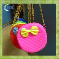 Excellent quality best selling silicone shoulder bags for girls