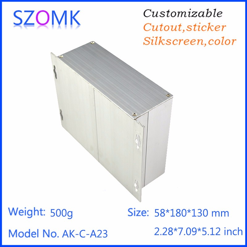 customized case shenzhen heatsink aluminium box mod