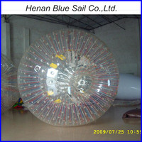 Aqua Zorbing Ball , Inflatable Zorb Ball , Water Zorb Ball for Sale
