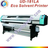 Large format eco solvent UD-181LA printer with Epson dx5 printhead