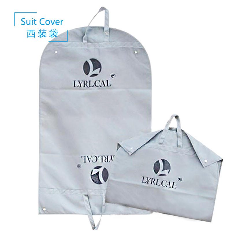 Dry Cleaning Coat Packaging Non Woven Dust Bag