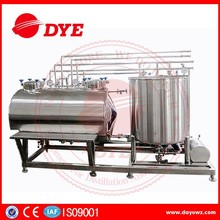 cip cleaning machine for beer tanks