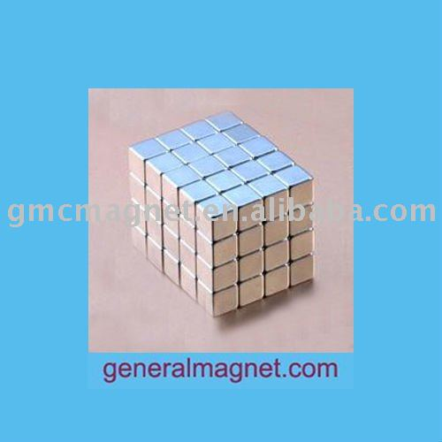 sintered ndfeb cube magnet,5mm neo magnets cube,10mm magnet cube