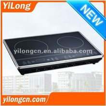 Double burner ceramic hob(ECC-3400)