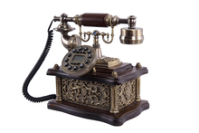 Hot sell old model telephones hands-free antique telephone MS-1200D