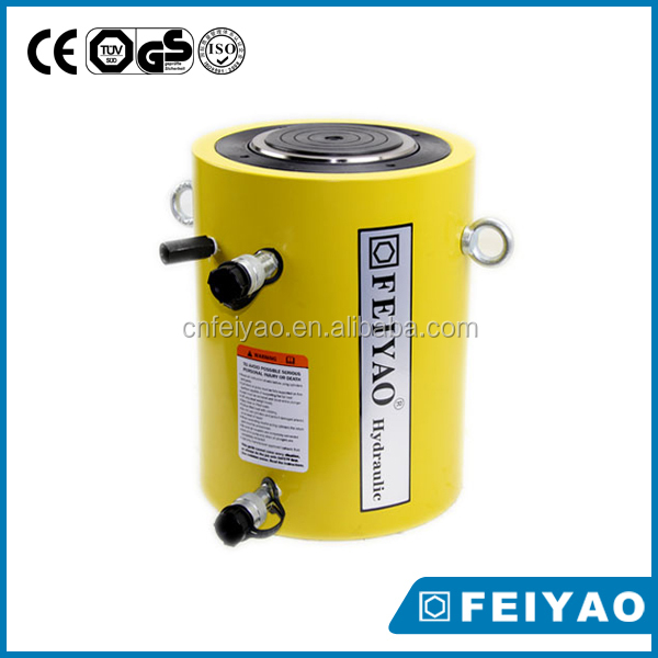 high capacity double acting hydraulic cylinder