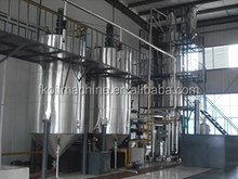 high quality1-10t/d cooking vegetable oil refinery