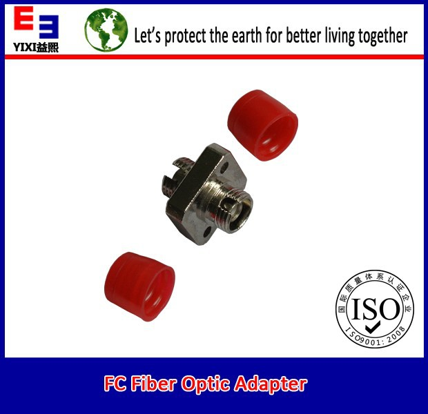 optical components simplex fc st lc e2000 fiber optic adapters