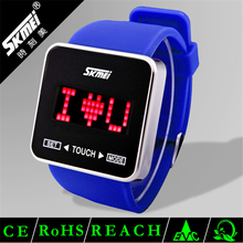Best Selling Touch Screen Binary Lovers Watch Fashion Style Strong Waterproof