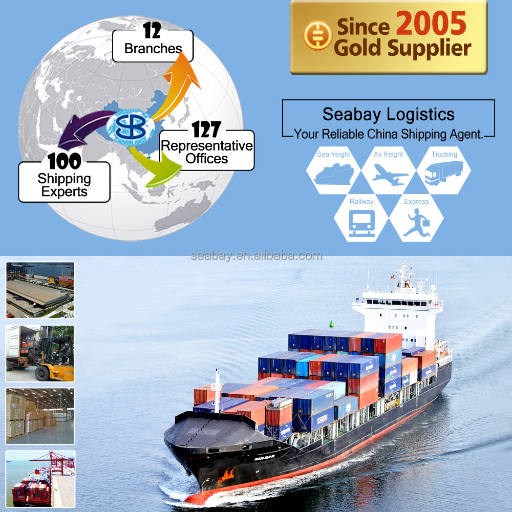 Alibaba vertified container shipping logistic services price to oakland