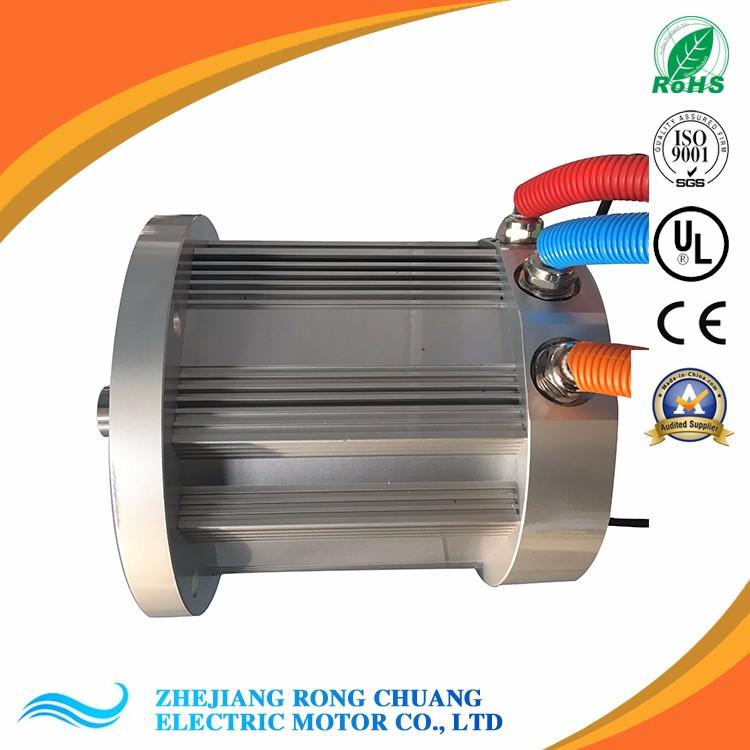 Good Price 125mm 20kw Brushless Motor Best Selling